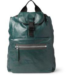 Lanvin - Leather Backpack MR PORTER