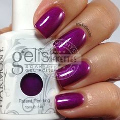 Amazon.com Widgets My fingernails are naturally pretty strong and grow long, so I like to keep them polished and looking nice. Gel nail polish is one of the greatest inventions ever… no more …