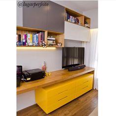 Móvel para sala de tv prático e lindo!