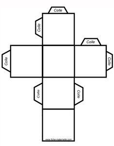Fabriquer son dés à jouer Plus Printable Board Games, Printable Numbers, Abc Activities, English Activities, Patron Cube, Teaching Kids, Kids Learning, Story Cubes, Montessori Math