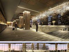 Lobby of InterContinental Nha Trang. Vietnam #InterContinental #hotel