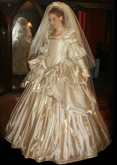 """""""Am I really to be married today Ma'am? """" I did not go the trouble of dressing the bride for nothing Prissy"""" """" but.. gulp what about to... tonight!"""" """" I am sure he will enjoy it very much now hush girlie"""""""