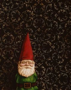 Portrait of a Gnome