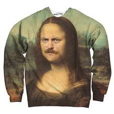 Mona Swanson Sweatshirt