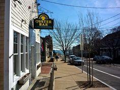 Narragansett Ave. in #Jamestown Rhode Island. http://visitingnewengland.com/beautiful-small-towns.html