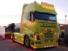 By VOLVO Tuning Trucks