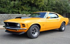 American Muscle Cars | List of Classic American Muscle Cars
