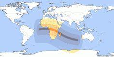 September 1, 2016 — Annular Solar Eclipse