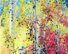 Aspen Light - Sommer Schimmer Print