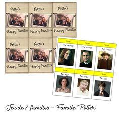Thème Harry Potter - (page 2) - Maîtresse Ninie Harry Potter Pages, Theme Harry Potter, Hardy Potter