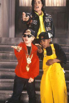 Michael Jackson:Black or White Video Michael Jackson Dangerous, Michael Jackson Smile, Janet Jackson, Hee Man, Mj Dangerous, Michael Jackson Neverland, Macaulay Culkin, Snapchat, King Of Music