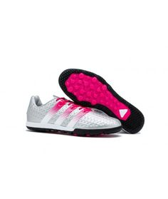 get cheap b430b e5518 Adidas ACE 16.2 Messi TF Zapatillas futbol sala plata rosa
