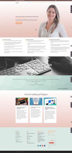 Webdesigner and Virtuel Assistant Rikke Ekelund
