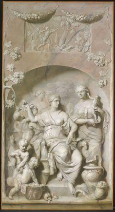 Allegorie op de Rijkdom. Gerard de Lairesse 1683