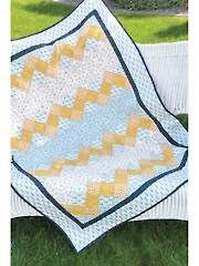 Peaks & Valleys Quilt Pattern download from AnniesCraftStore.com. Order here: https://www.anniescatalog.com/detail.html?prod_id=122511&cat_id=1430