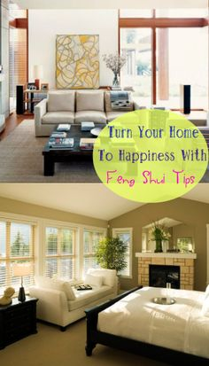 Feng shui is all about practicality and joy!  Turn Your Home to Happiness with Feng Shui Tips