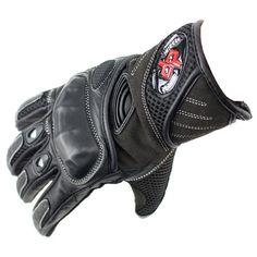 Defender Perrini Pro Biker Motorcycle Gloves Racing Motorbike Gloves with Hard Knuckles