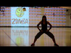 """ZUMBA~""""Animal (Switch Remix)"""" Ke$ha ( great for the whole core) The sign of a good group fitness instructor is to take in consideration synergic and antagonist muscles when doing a routine. Your thinking hey wait this is Zumba? Well you can have both in this video by Michelle. What a lovely girl and video."""
