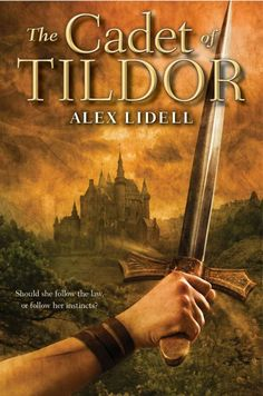 """The Cadet of Tildor by Alex Lidell - """"Tamora Pierce meets George R. Ya Books, Good Books, Books To Read, High Fantasy, Fantasy Books, Fantasy Literature, Fantasy Authors, Book Review Blogs, Ya Novels"""