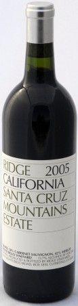 Ridge Montebello...one of my all time favorites!