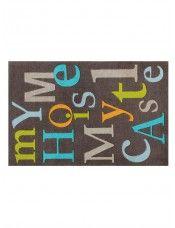 Fussmatte Living Mats Home Multicolor