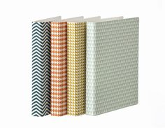 Patterned Binders, $16 each | 33 Rad Supplies That Will Make You Pumped To Go Back To School