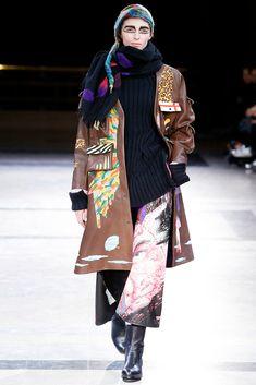Yohji Yamamoto AW 2014/15