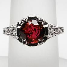 piegon blood red ruby.  A must before I die