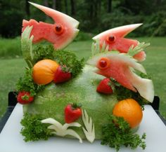 You don't need to like sushi to eat this!