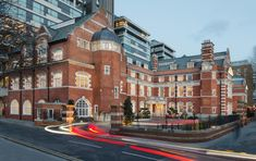 - a Indian luxury boutique hotel, contemporary Indian restaurant, gym and holistic-ayurvedic spa, just south of Tower Bridge. City Hall London, London City Airport, London Bridge, Tower Of London, Boutique Hotels London, London Hotels, First Class, Ayurvedic Spa, Meeting Venue