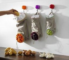 Bring Innovation And Savings To Your Home With The Orka Vegetable Keep Sacks