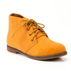 Lace Up Ankle boot - Lollipop & Femini Footwear