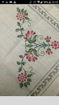 Thrilling Designing Your Own Cross Stitch Embroidery Patterns Ideas. Exhilarating Designing Your Own Cross Stitch Embroidery Patterns Ideas. Cross Stitch Letters, Cross Stitch Borders, Cross Stitch Rose, Cross Stitch Flowers, Modern Cross Stitch, Cross Stitch Designs, Cross Stitching, Cross Stitch Embroidery, Embroidery Patterns