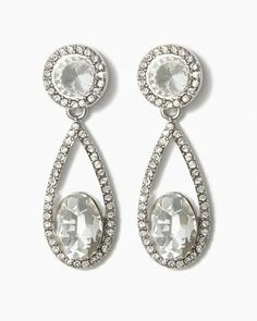 Timeless Glamour Earrings | Jewelry - RSVP Special Occasion | charming charlie