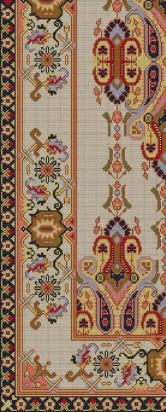 Λαχουρι Fantasy Cross Stitch, Cross Stitch Love, Cross Stitch Borders, Cross Stitch Samplers, Counted Cross Stitch Patterns, Cross Stitch Charts, Cross Stitch Designs, Cross Stitching, Cross Stitch Embroidery