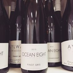 Ocean Eight Range  #oceaneight #pinotgris #chardonnay #pinotnoir #mornington #australia #worldwineestates