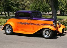 FOR SALE: '32 Ford All Steel 3 Window Coupe | HotrodHotline.com