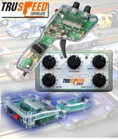 controllers for slot cars spare parts for slot cars | slot