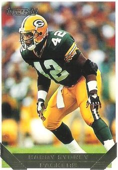 Sydney, Harry / Green Bay Packers / Topps Gold No. 208 | Football Trading Card (1993), $0.50