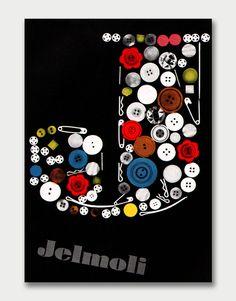 Ad by designer Michael Engelmann (1928-1966).