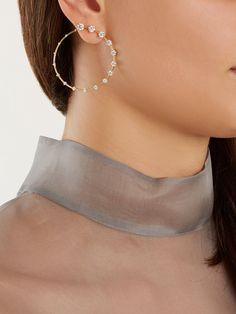 Ideas Jewerly Earrings Diamond Studs Rose Gold For 2019 Modern Jewelry, Luxury Jewelry, Ear Jewelry, Fine Jewelry, Silver Jewelry, Jewelry Art, Bridal Jewelry, Silver Rings, Fashion Earrings