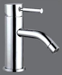 Frances II - Chrome Finish Modern Bathroom Faucet