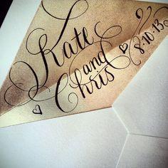 printed envelope liners