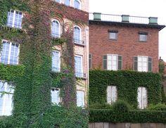 växter i fasad - Sök på Google