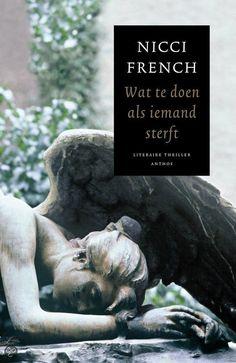 Afbeeldingsresultaat voor nicci french wat te doen als iemand sterft