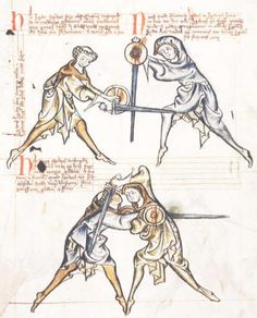 Basic Swordsmanship for Fantasy Writers