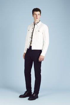 A.P.C. Spring 2014 Men's Collection
