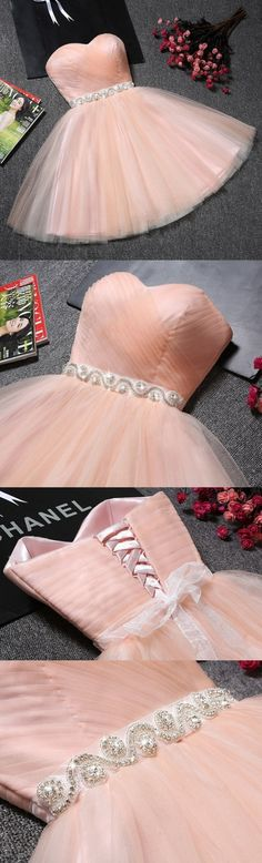 A-line/Princess Homecoming Dresses, Pink Prom Dresses, Short Homecoming Dresses, Short Pink Homecoming Dresses With Beaded/Beading Mini Sweetheart Sale Online, Short Prom Dresses, Prom Dresses Short, Prom Dresses Online, Pink Homecoming Dresses, Short Pink Prom Dresses, Prom Short Dresses, Homecoming Dresses Short, Prom dresses Sale, Sweetheart Prom Dresses, Online Prom Dresses, Short Pink dresses, Pink Short dresses, Pink Mini dresses