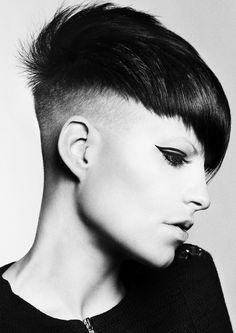 Haarminnaar: Extreme haircuts??