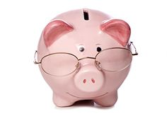 Photo about Wise money saving piggy bank studio cut out. Image of saving, finance, clever - 29917216 Cheap Cruises, Savings Planner, Disney Movie Quotes, College Planning, Sunflower Tattoo Design, Homemade Beauty Products, Financial Tips, Piggy Bank, Saving Money